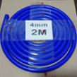 AUTOMAX izumi シリコンホース 耐熱 汎用 内径4ミリ ブルー