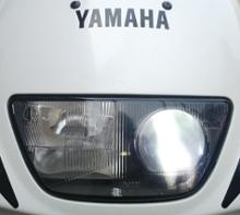 FZR400RRヤマハ(純正) FZR1000 3GM ヘッドライトの全体画像