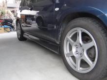エアトレック三菱自動車(純正) 三菱純正アルミホイールの単体画像