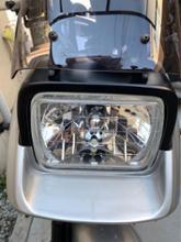 GSX750S KATANA (カタナ)不明 マルチリフレクター ヘッドライトユニットの単体画像