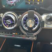 ICAILIN 車載ホルダー クリップ式 スマホホルダー 360度回転