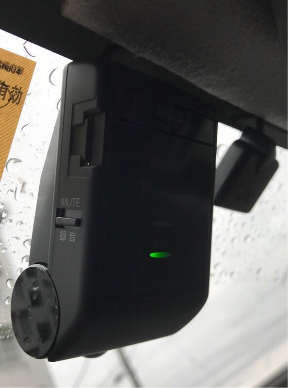 スズキ(純正) ドライブレコーダー(Wi-Fi接続タイプ)