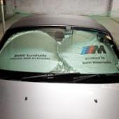 BMW(ロゴ) サンシェード