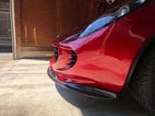 GRP Elise Front Lip Splitter  Glossy Carbon Fiber Finish