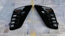 NX自作 下準備その2  フロントバンパーガーニッシュの単体画像