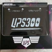 BESETO JAPAN UPS300バックアップ電源内蔵シガーソケット