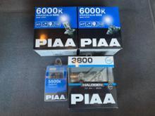 7シリーズPIAA ヘッドライト&フォグランプの単体画像