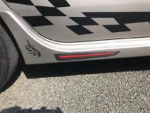 トッポBJ三菱自動車(純正) フロントバンパー プロテクターの単体画像