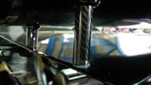F430スパイダーHAMANN リアウイングの全体画像