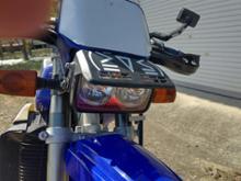 DT50不明 ツインヘッドライトの単体画像