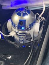 不明 R2D2車載充電器