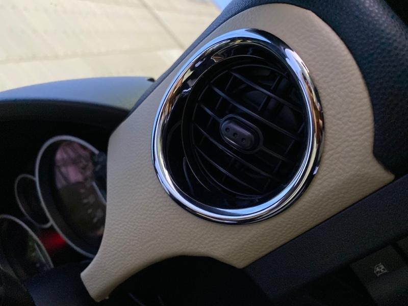 I.L. Motorsport Air vent ring set