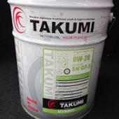 TAKUMIモーターオイル/AKTジャパン HYBRID 0W-20