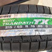 TOYO TIRES WINTER TRANPATH TX 215/65R16