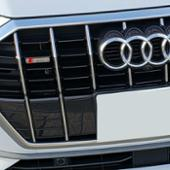 Audi純正(アウディ) S-Lineエンブレム