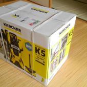 Karcher K5サイレント カー&ホームキット (東日本/50HZ地域用)