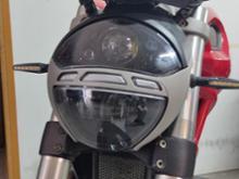 MONSTER696 (モンスター)大陸製 LEDヘッドライトASSYの全体画像