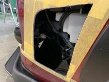 XVハイブリッドスバル(純正) インプレッサ WRX STI サイドダクトの全体画像