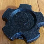 日産(純正) 黒結晶塗装オイルフィラーキャップ