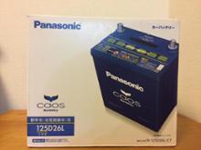 Panasonic Blue Battery caos N-125D26L/C7