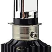 Sookular バイクLEDヘッドライト30W H4 H6 PH7 PH8対応 Hi/Lo 切替式 LEDヘッドランプ直流交流兼用 DC&AC 9-65V 6000K 3000LM H4コネクター