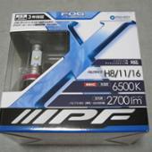 IPF LEDフォグバルブ 101FLB H8/H11/16 6500K