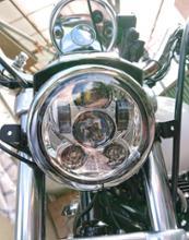 XL1200Lハーレーダビッドソン ヘッドライトの単体画像