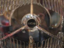 W650LUCUS ヘッドライトの全体画像