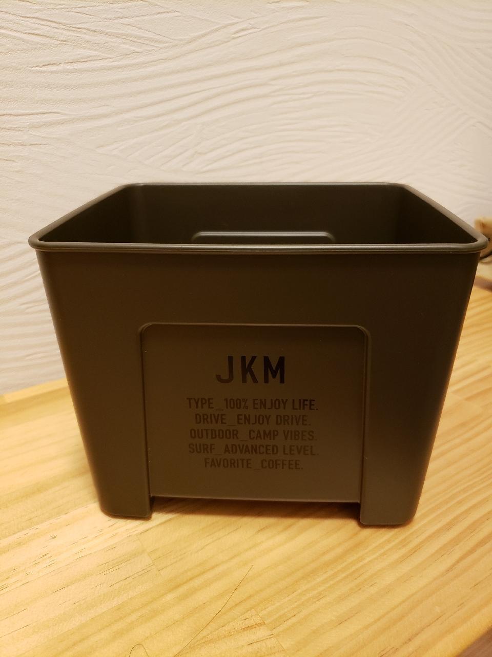 JACK&MARIE JKM スクエアダストボックス