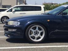 コロナエクシヴRAYS VOLK RACING GT-Pの単体画像