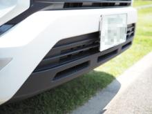 デリカD:5三菱自動車(純正) JASPER専用フロントグリル & ポジションランプガーニッシュの全体画像