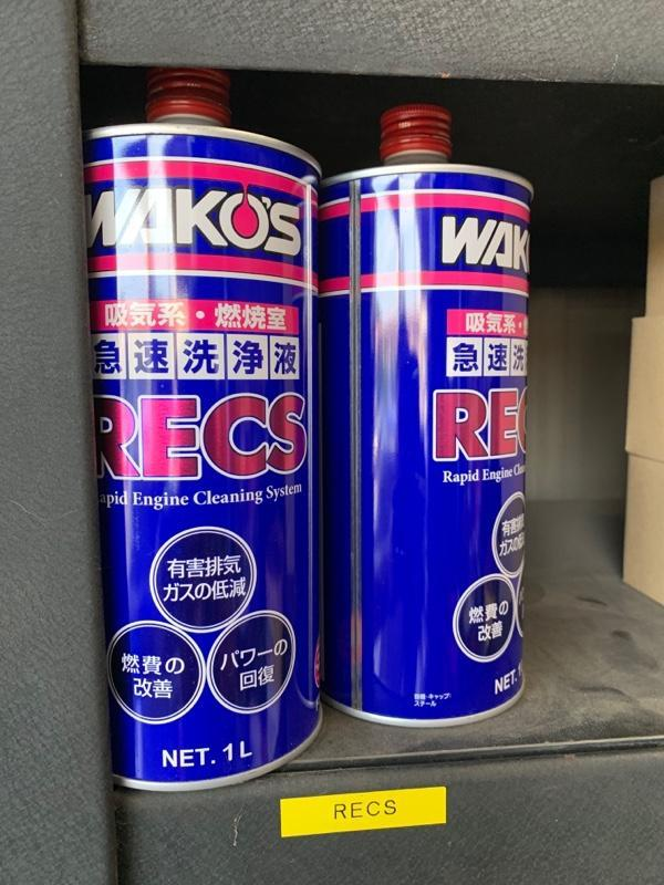 WAKO'S RECS / レックス