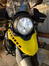 V-Strom 250ネットショッピング LEDヘッドライトの単体画像