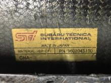 インプレッサ WRX STISTI スカートリップの全体画像