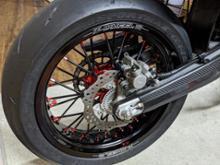 CRF250RALLYz-wheel モタードホイールキットの単体画像