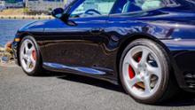911 (クーペ)ポルシェ(純正) 911 Turbo Twist Hollow Spokesの単体画像