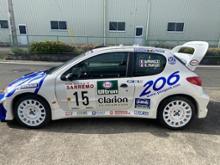 206 (ハッチバック)O・Z / O・Z Racing Rally Racingの全体画像