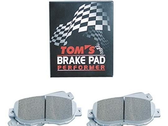 TOM'S トムスブレーキパッド パフォーマ