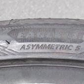 GOODYEAR EAGLE F1 ASYMMETRIC 5 245/35R19