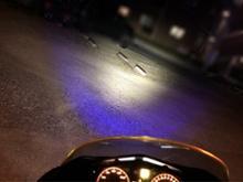 その他 (バイク)メーカー不明 LEDヘッドライトバルブ BA20Dの全体画像