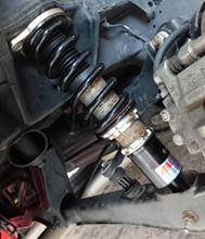 コンパスBC Racing BR Damper Kitの全体画像