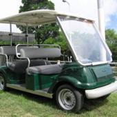 SANYO ゴルフカート 深リム ホイール オフセット+9  超レア サンヨー SANYO ゴルフカート12×5J+9 PCD100
