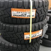自作 toyo tires open country R/T 225/55R18