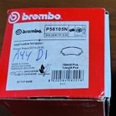 brembo RED PADS