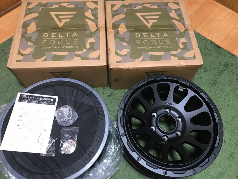 DELTA FORCE OVAL