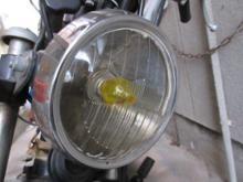 ポッケCIBIE ヘッドランプの単体画像