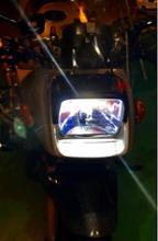 GSX1100S KATANA (カタナ)Sphere Light スフィア LED RIZINGⅡ H4 Hi/Lo 12v 6000k(ホワイト)の全体画像