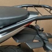 DAYTONA(バイク) バイク用 キャリア グラブバーキャリア ジクサー150(20) ジクサー250/SF250(20)