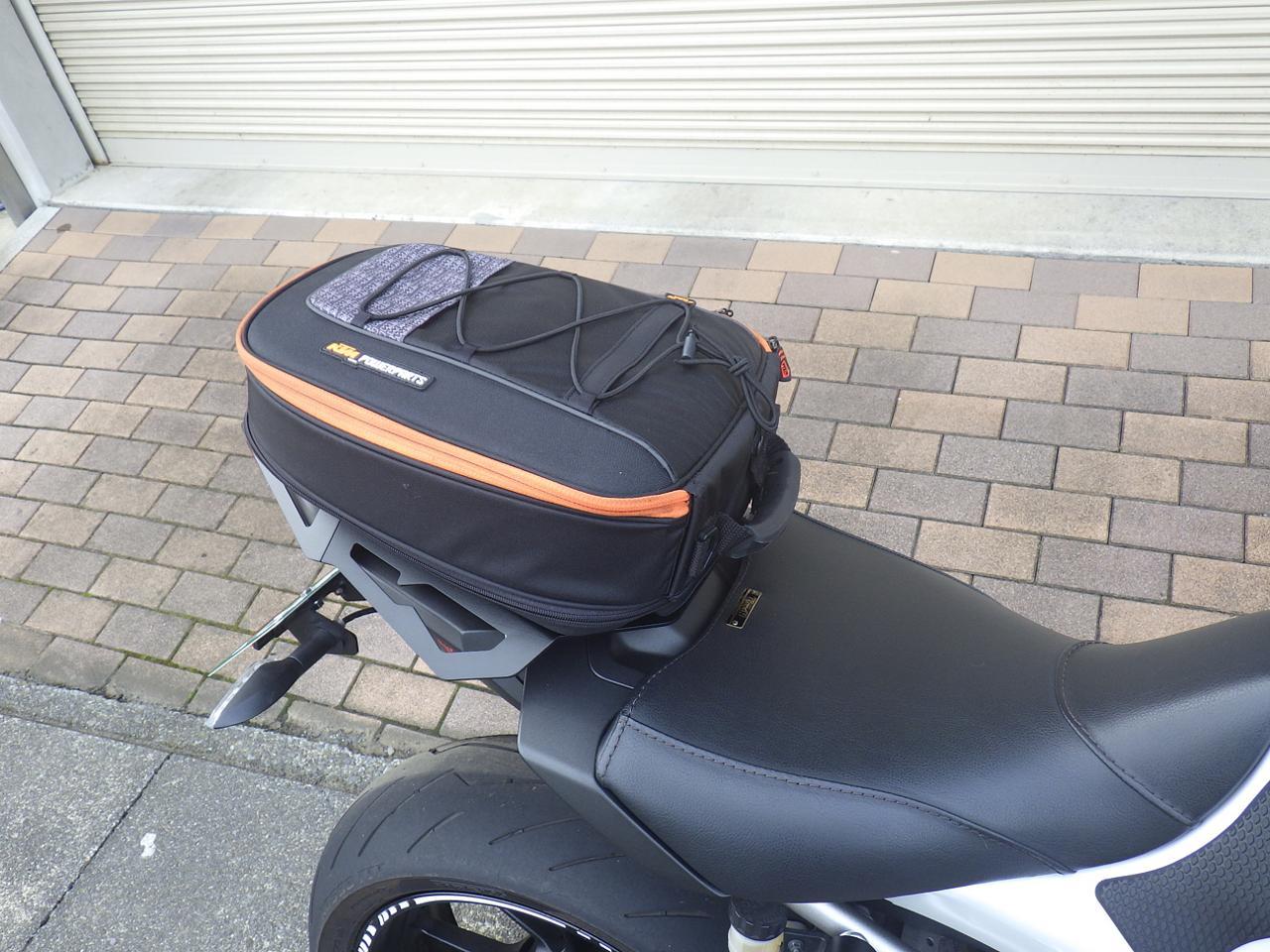 SW-MOTECH シートバッグ