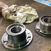 Moscow Supercharge M113K Supercharger Pulley - 76mm, Steel
